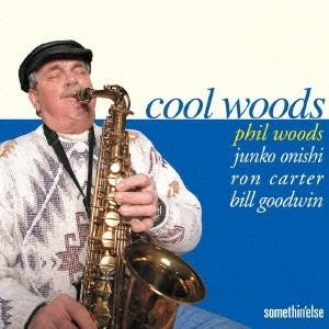 Phil Woods feat.ONISHI JUNKO.Ron Carter クール・ウッズ<限定盤> SHM-CD