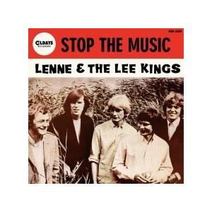 Lenne & The Lee Kings ストップ・ザ・ミュージック CD