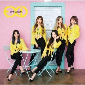 EXID UP&DOWN[JAPANESE VERSION] [CD+DVD]<初回限定盤A> 12cmCD Single ※特典あり