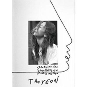 TaeYeon Something New: 3rd Mini Album CD