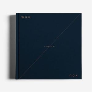 NU'EST W [WHO, YOU]: 2nd Mini Album (YOU Ver) CD 特典あり