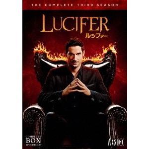 LUCIFER/ルシファー <サード・シーズン> コンプリート・ボックス DVD