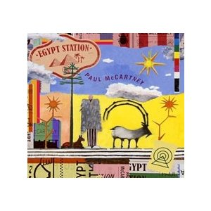 Paul McCartney Egypt Station<初回限定盤> CD