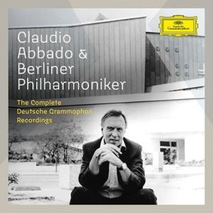 クラウディオ・アバド クラウディオ・アバド&ベルリン・フィル〜ドイツ・グラモフォン録音全集<限定盤> CD