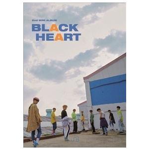 UNB Black Heart: 2nd Mini Album (HEART VER) CD