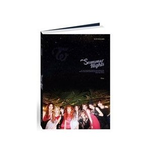 TWICE Summer Nights: 2nd Special Album (C Ver.) CD 特典あり