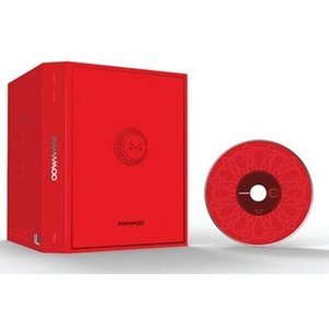 MAMAMOO Red Moon: 7th Mini Album CD