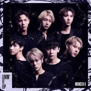 MONSTA X LIVIN IT UP<通常盤...の商品画像