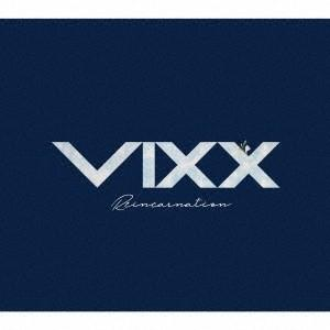 VIXX Reincarnation [CD+DVD]<初回限定盤> CD ※特典あり