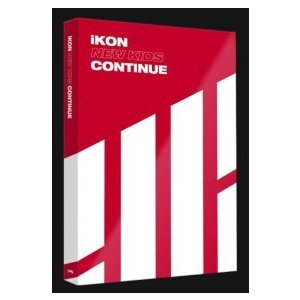 iKON (Korea) New Kids:Continue: Mini Album (RED Ver.) CD ※特典あり