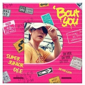 SUPER JUNIOR-D&E Bout You: 2nd Mini Album (Donghae Ver.) CD