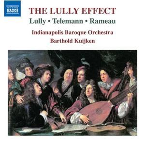 バルトルド・クイケン THE LULLY EFFECT リュリが与えた影響 CD