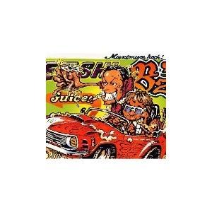 B'z juice 12cmCD Single