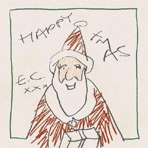 Eric Clapton ハッピー・クリスマス SHM-CD
