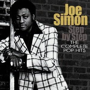 Joe Simon ステップ・バイ・ステップ - ザ・コンプリート・ポップ・ヒッツ CD
