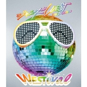 ジャニーズWEST ジャニーズWEST LIVE TOUR 2018 WESTival<通常盤> Blu-ray Disc