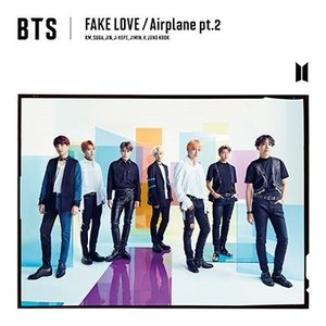 BTS (防弾少年団) FAKE LOVE/Airplane pt.2 [CD+DVD]<初回限定盤A> 12cmCD Single ※特典あり