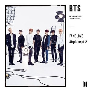 BTS (防弾少年団) FAKE LOVE/Airplane pt.2 [CD+DVD]<初回限定盤B> 12cmCD Single ※特典あり