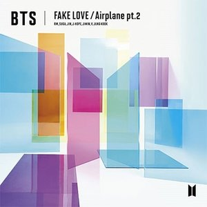 BTS (防弾少年団) FAKE LOVE/Airplane pt.2<通常盤/初回限定仕様> 12cmCD Single ※特典あり