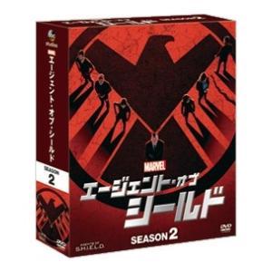 エージェント・オブ・シールド シーズン2 コンパクト BOX DVD