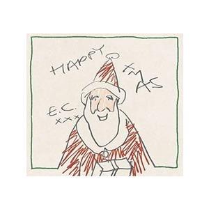 Eric Clapton Happy Xmas (International Version) CD