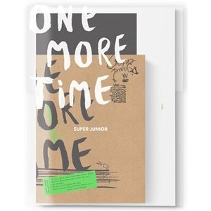 SUPER JUNIOR One More Time: Special Mini Album<通常盤> CD