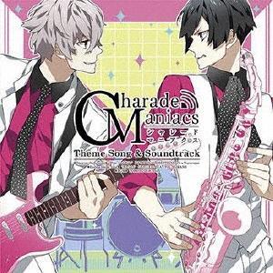 CharadeManiacs 主題歌&サウンドトラック [CD+缶バッジ2個]<限定盤> CD