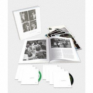 The Beatles ザ・ビートルズ(ホワイト・アルバム)<スーパー・デラックス・エディション> [6SHM-CD+Blu-ray Audio+ブ SHM-CD