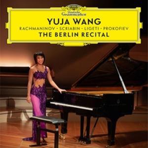 ユジャ・ワン ベルリン・リサイタル CD