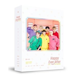 BTS (防弾少年団) BTS 4th Muster: Happy Ever After Blu-ray Disc
