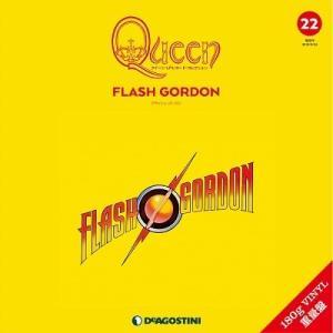 Queen クイーン・LPレコード・コレクション 22号(フラッシュ・ゴードン/FLASH GORDON) [BOOK+LP] Book|tower