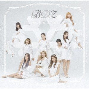 TWICE BDZ -Repackage- [CD+DVD]<初回限定盤> CD ※特典あり