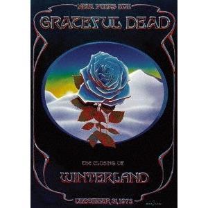 The Grateful Dead クロージング・オブ・ウィンターランド<完全生産限定版> DVD