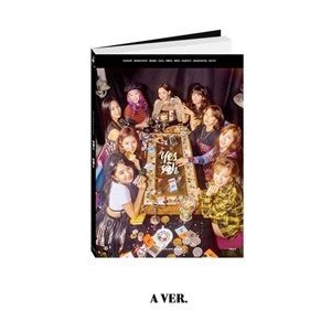 TWICE Yes or Yes: 6th Mini Album (A Ver.) CD