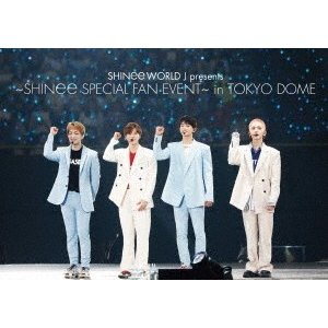 SHINee SHINee WORLD J presents 〜SHINee SPECIAL FAN EVENT〜 in TOKYO DOME DVD