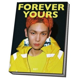 KEY (SHINee) 'Forever Yours' MUSIC VIDEO STORY BOOK Book