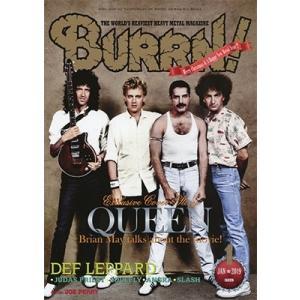 BURRN! 2019年1月号 Magazine