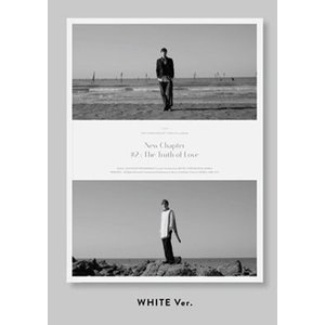 東方神起 New Chapter #2: The Truth of Love : 15th Anniversary Special Album (WHITE Ver.) CD