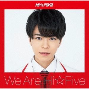 Hi☆Five We are Hi☆Five<林拓磨盤> 12cmCD Single