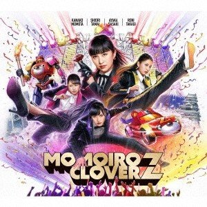 ももいろクローバーZ MOMOIRO CLOVER Z [CD+Blu-ray Disc]<初回限定盤A> CD ※特典あり|tower