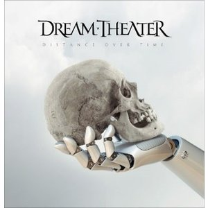 Dream Theater Distance Over Time<完全生産限定盤> CD