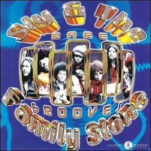 Sly & The Family Stone Rare Grooves CD