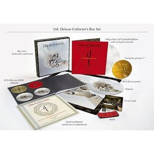 Dream Theater Distance Over Time (Deluxe Collector...
