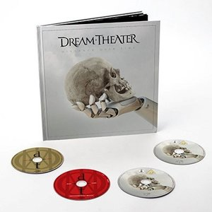 Dream Theater Distance Over Time [2CD+Blu-ray Disc...