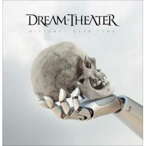 Dream Theater Distance Over Time [2LP(Black Vinyl)...