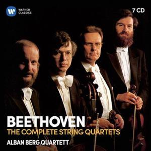 アルバン・ベルク四重奏団 ベートーヴェン: 弦楽四重奏曲全集 CD
