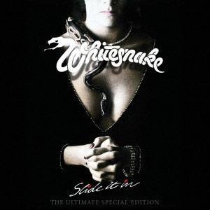 Whitesnake スライド・イット・イン アルティメット・スペシャル・エディション [6SHM-...