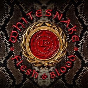 Whitesnake フレッシュ・アンド・ブラッド [CD+DVD]<初回限定盤> CD