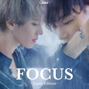 Jus2 FOCUS -Japan Edition- [CD+DVD+フォトブック]<初回生産限定盤> CD ※特典あり
