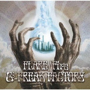 G-FREAK FACTORY FLARE/Fire [CD+DVD]<初回限定盤> 12cmCD Single|tower